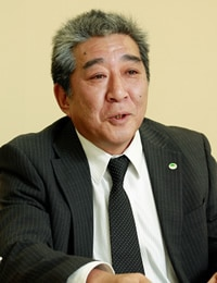 Osamu Ishiwata<br>