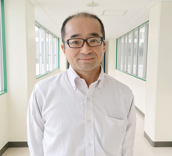 Dr. Toshiaki Furuta (Professor, Faculty of Science, Department of Biomolecular Science Toho University)