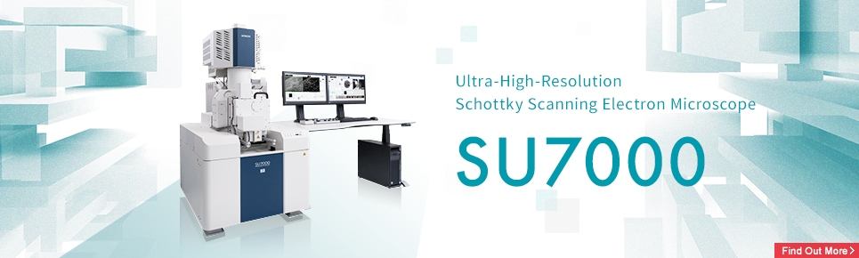 Ultra-High-Resolution Schottky Scanning Electron Microscope SU7000