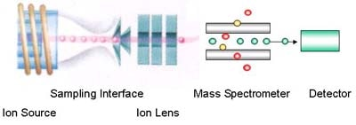 Principle of ICP Mass Spectrometry (ICP-MS) : Hitachi High