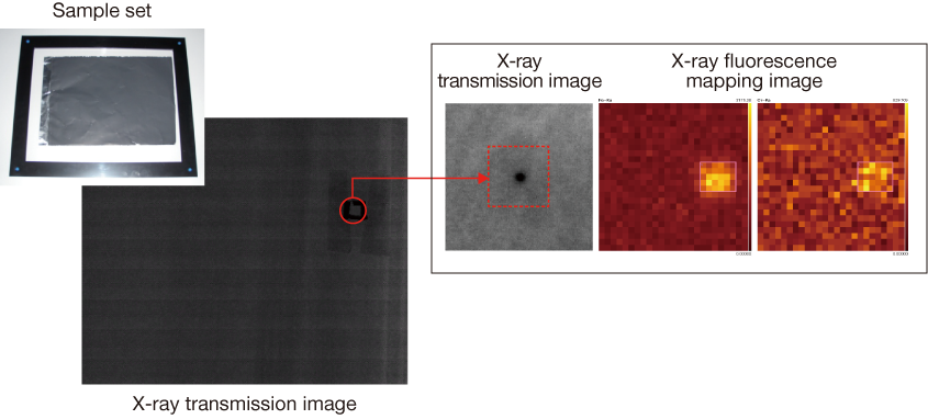 Detection of metallic foreign matter on cathode plate
