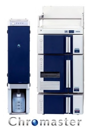 Chromaster system (including 6310 column oven)