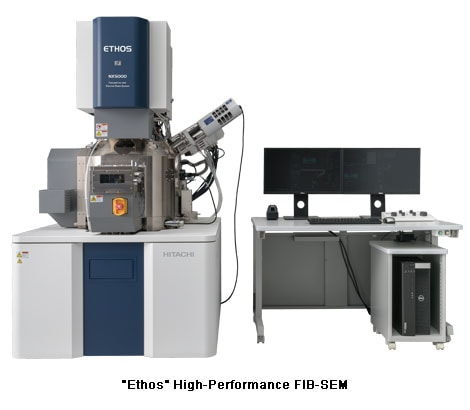 """Ethos"" High-Performance Composite FIB-SEM"