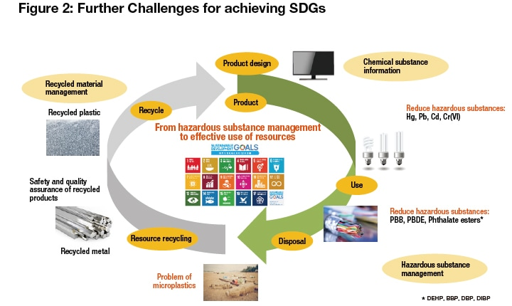 Figure 2: Further Challenges for achieving SDGs