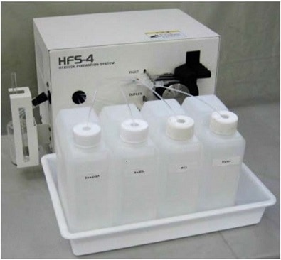 The HFS-4 hydride formation system