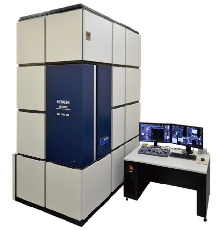 Fig. 1 Hitachi's HF5000 Field-emission Transmission Electron Microscope