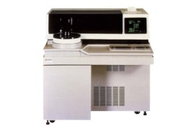Model 705 automated blood analyzer