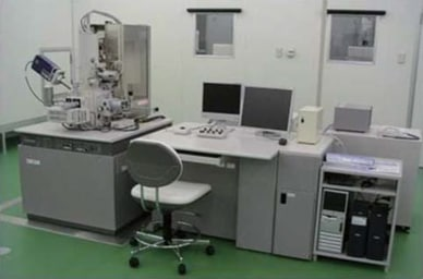 S-4300SE/N field emission scanning electron microscope