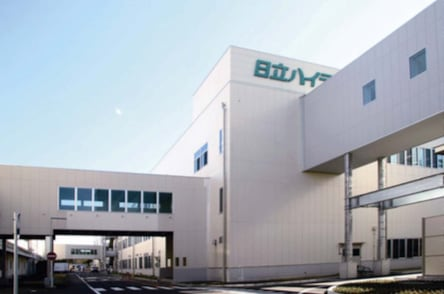 New manufacturing building at Naka Division