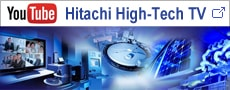 Hitach High-Tech TV YouTube