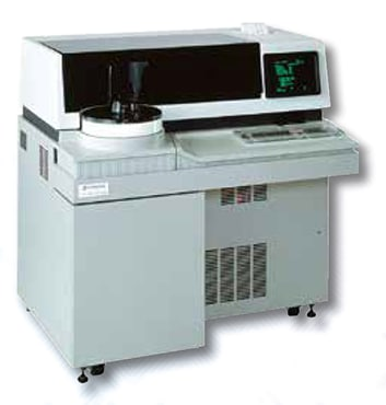 Model 705 Hitachi automatic analyzer