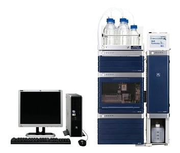 Ultra-High Performance Liquid Chromatograph ChromasterUltra Rs