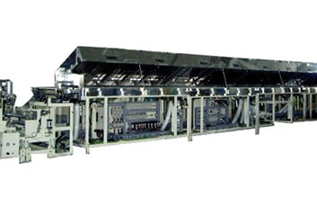 Hitachi Roll-to-Roll Wet Coating Equipment