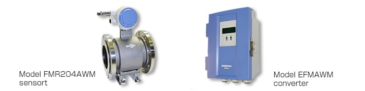 FMR204A High-performance Electromagnetic Flowmeter