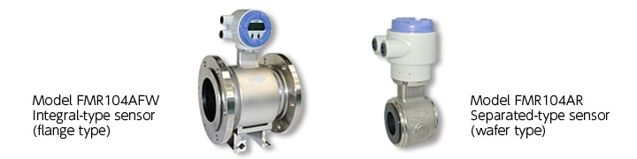 FMR104A Compact Electromagnetic Flowmeter