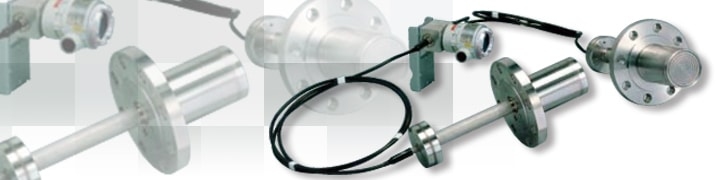 High-temperature High-vacuum Differential Pressure / Pressure Transmitter